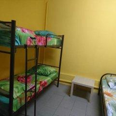 Хостел Кутузова 30 Кровать в мужском общем номере с двухъярусной кроватью фото 8