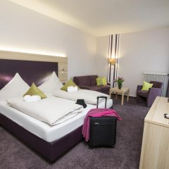 Concorde Hotel Am Leineschloss 3* Стандартный номер с различными типами кроватей фото 3