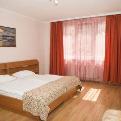 Комфорт Отель 3* Улучшенный номер с различными типами кроватей фото 9