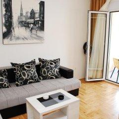 Апартаменты Azzuro Lux Apartments Апартаменты с различными типами кроватей фото 32