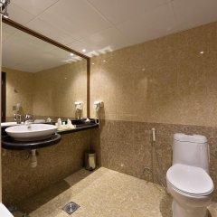 Отель Smana Al Raffa Дубай ванная фото 3