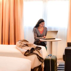 Отель Novotel Paris 14 Porte d'Orléans Франция, Париж - 3 отзыва об отеле, цены и фото номеров - забронировать отель Novotel Paris 14 Porte d'Orléans онлайн спа фото 2