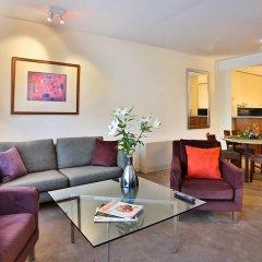 Adina Apartment Hotel Budapest 4* Апартаменты с различными типами кроватей