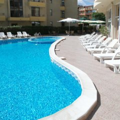 Hotel Veris Солнечный берег бассейн фото 2