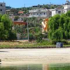 Отель Vila ILIRIA Албания, Ксамил - отзывы, цены и фото номеров - забронировать отель Vila ILIRIA онлайн приотельная территория