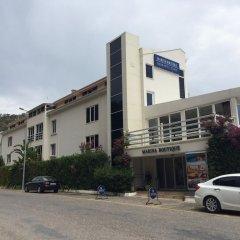 Marina Boutique Fethiye Турция, Фетхие - 1 отзыв об отеле, цены и фото номеров - забронировать отель Marina Boutique Fethiye онлайн парковка