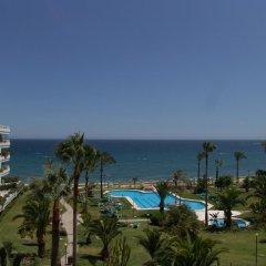 Отель Coral Beach Aparthotel 4* Апартаменты с различными типами кроватей фото 3