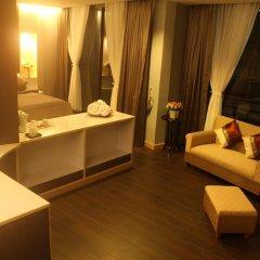 Отель Saranya River House 2* Люкс с различными типами кроватей фото 4
