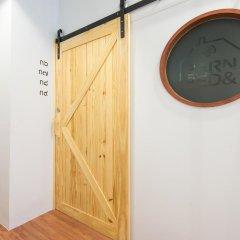 Barn And Bed Hostel Кровать в общем номере фото 8