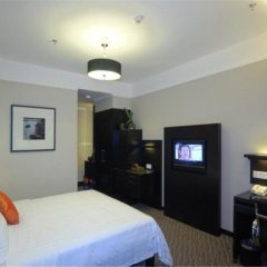 Отель Zhongshan Tegao Business Hotel Китай, Чжуншань - отзывы, цены и фото номеров - забронировать отель Zhongshan Tegao Business Hotel онлайн комната для гостей