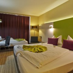 Hotel Demas City 3* Стандартный номер с разными типами кроватей фото 2