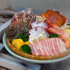Отель Yumoto Miyoshi Япония, Беппу - отзывы, цены и фото номеров - забронировать отель Yumoto Miyoshi онлайн питание фото 2