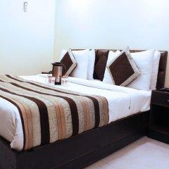 Отель Oyo 2082 Dwarka 3* Стандартный номер с различными типами кроватей фото 4