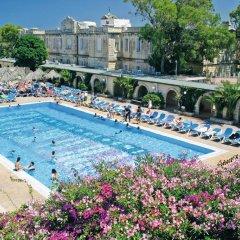 Отель Sprachcaffe International бассейн фото 3