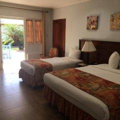 Отель Tobys Resort комната для гостей