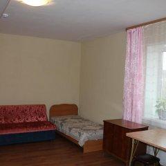 Гостиница «Дубрава» Улучшенный номер с различными типами кроватей фото 5