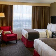 Отель Doubletree by Hilton Los Angeles Downtown 3* Стандартный номер с различными типами кроватей