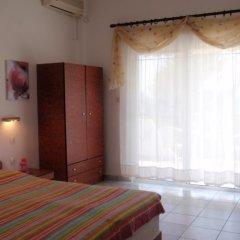 Отель Villa Gesthimani Греция, Ситония - отзывы, цены и фото номеров - забронировать отель Villa Gesthimani онлайн комната для гостей фото 4