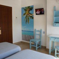 Отель Hostal Puerto Beach комната для гостей фото 4