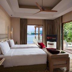 Отель Resorts World Sentosa - Beach Villas 5* Вилла с различными типами кроватей фото 3