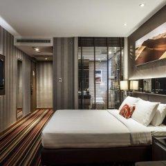 Отель The Continent Bangkok by Compass Hospitality 4* Представительский номер с различными типами кроватей