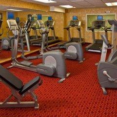 Отель Residence Inn Bethesda Downtown США, Бетесда - отзывы, цены и фото номеров - забронировать отель Residence Inn Bethesda Downtown онлайн фитнесс-зал
