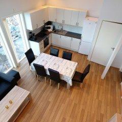 Отель Saltstraumen Brygge 3* Апартаменты с различными типами кроватей фото 5