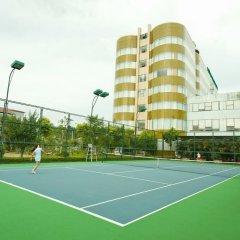 Muong Thanh Holiday Dien Bien Phu Hotel спортивное сооружение