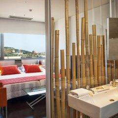 Hotel Fira Congress 4* Улучшенный номер с различными типами кроватей фото 12