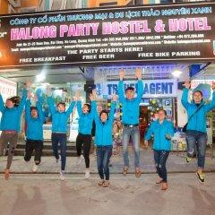 Halong Party Hostel спортивное сооружение