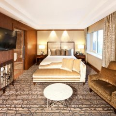 Гостиница Интерконтиненталь Москва 5* Представительский люкс с разными типами кроватей фото 2