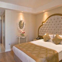Oz Hotels Side Premium 5* Стандартный семейный номер с различными типами кроватей