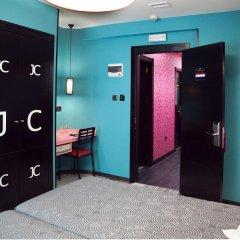 Отель JC Rooms Santo Domingo 3* Представительский номер с различными типами кроватей фото 7