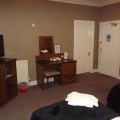 Glazert Country House Hotel 3* Стандартный семейный номер с различными типами кроватей фото 5