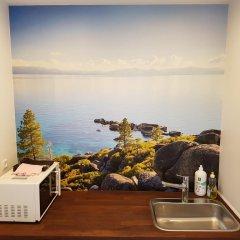 Отель EngholmBB 3* Студия Эконом с различными типами кроватей фото 3