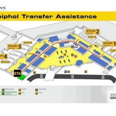 Отель ibis Styles Amsterdam Airport (new) Нидерланды, Схипхол - 2 отзыва об отеле, цены и фото номеров - забронировать отель ibis Styles Amsterdam Airport (new) онлайн спортивное сооружение