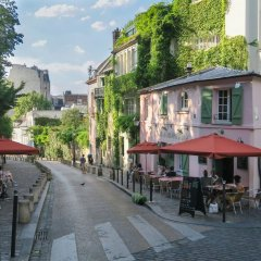 The Originals Hotel Paris Montmartre Apolonia (ex Comfort Lamarck) фото 9
