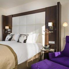 Hotel Sofitel Brussels Le Louise 5* Стандартный номер с различными типами кроватей фото 3