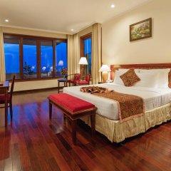 Отель Sunny Beach Resort and Spa 4* Номер Делюкс с различными типами кроватей фото 11