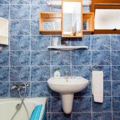 Отель Gold Sand Villa Кипр, Протарас - отзывы, цены и фото номеров - забронировать отель Gold Sand Villa онлайн ванная фото 2