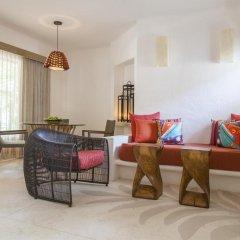 Отель Mahekal Beach Resort комната для гостей фото 3