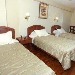 Manhattan Inn Airport Hotel 3* Стандартный номер с различными типами кроватей фото 4