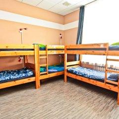 Хостел Наполеон Кровать в общем номере с двухъярусной кроватью фото 13