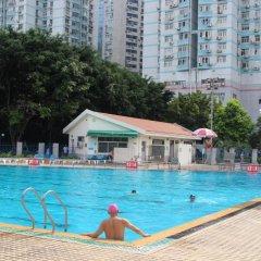 Shenzhen Haitian Hotel бассейн