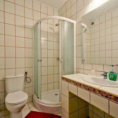 Отель Pensjonat Cicha Woda Косцелиско ванная