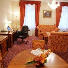 Отель Будапешт 4* Люкс фото 3