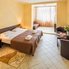Comfort Hotel Львов комната для гостей фото 2
