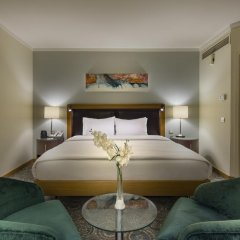 Отель Mersin HiltonSA комната для гостей фото 3