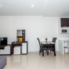 Апартаменты Karon Chic Studio комната для гостей фото 3