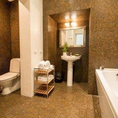 Апартаменты Oldhouse Apartments Таллин ванная